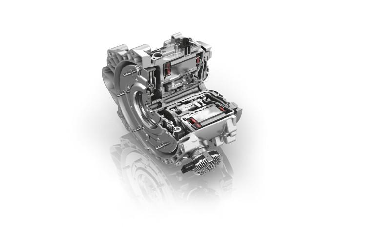 Hybridmodul ZF 8DT