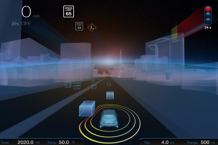 """""""Concept 2020"""" von ZF entlastet den Fahrer und baut Vertrauen gegenüber steigender Automatisierung auf"""