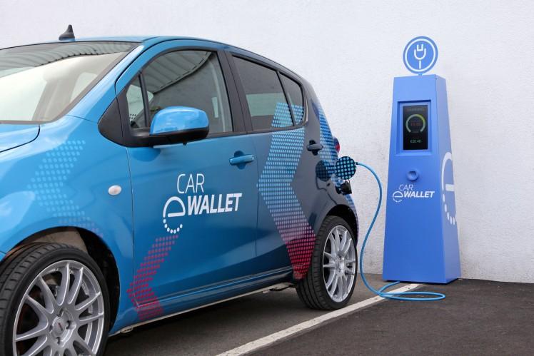 Car eWallet auf ZF ProAI vereinfacht die Nutzung von autonomen Fahrzeugen