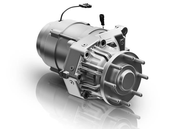 ZF Driveline Technology eTRAC