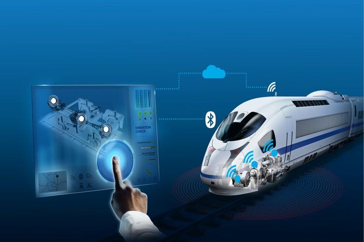 Intelligente Getriebesysteme für mehr Effizienz und Zuverlässigkeit bei Schienenfahrzeugen