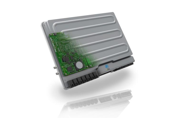 ZF ProAI: Mobiler Supercomputer managt Autopilotfunktionen in ZF Innovation Truck und Terminal Yard Tractor