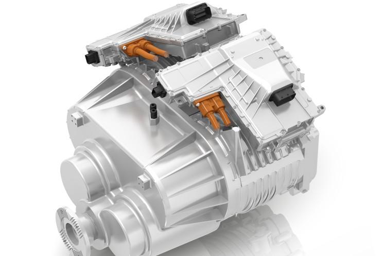 CeTrax mid 中央电驱动系统