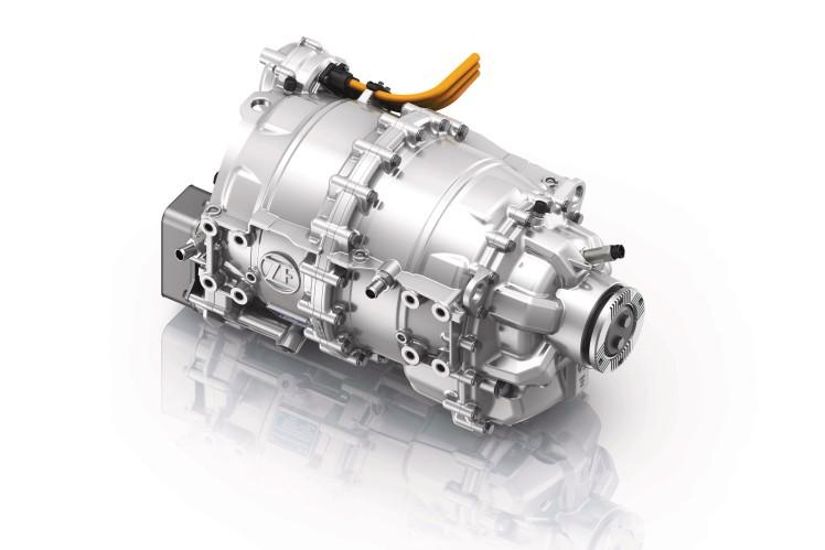 """Plug-and-Drive"" mit elektrischem Zentralantrieb CeTrax"