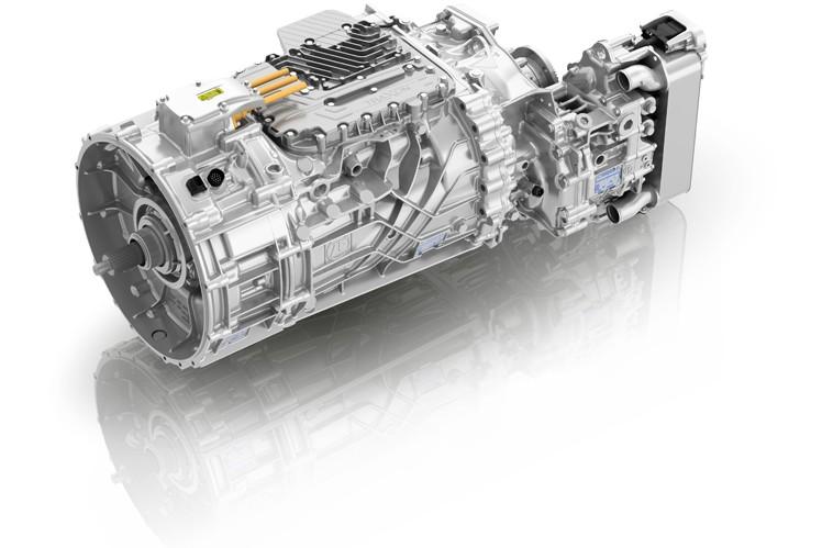 TraXon 混动版变速器使各种重型商用车获得混动功能