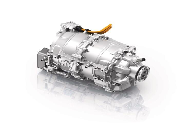 Elektrischer Zentralantrieb CeTrax