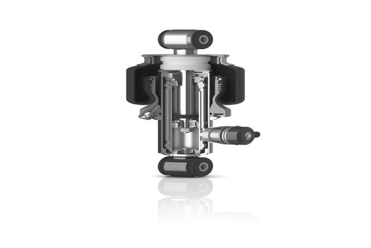 ZF Steel-spring module