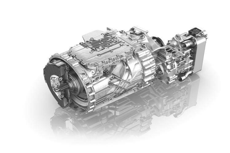 Das modulare Getriebesystem TraXon sorgt für Effizienz in der Nutzfahrzeugbranche.