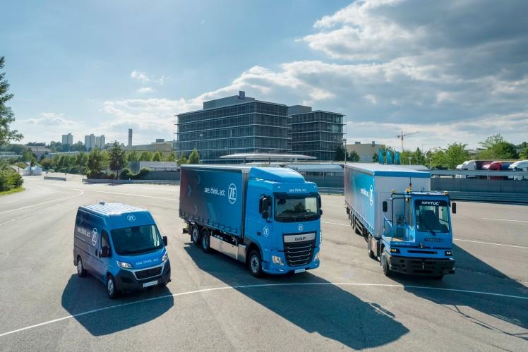 Vernetzung und Automatisierung für die gesamte Logistikkette