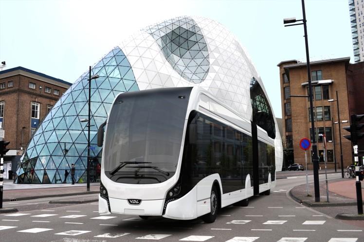 Elektrobus-Hersteller VDL setzt auf Connectivity-Plattform von Openmatics