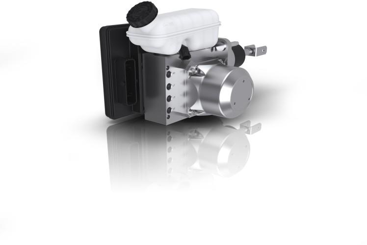 Serien-Debüt: Integriertes ZF-Bremssystem im Chevrolet Silverado