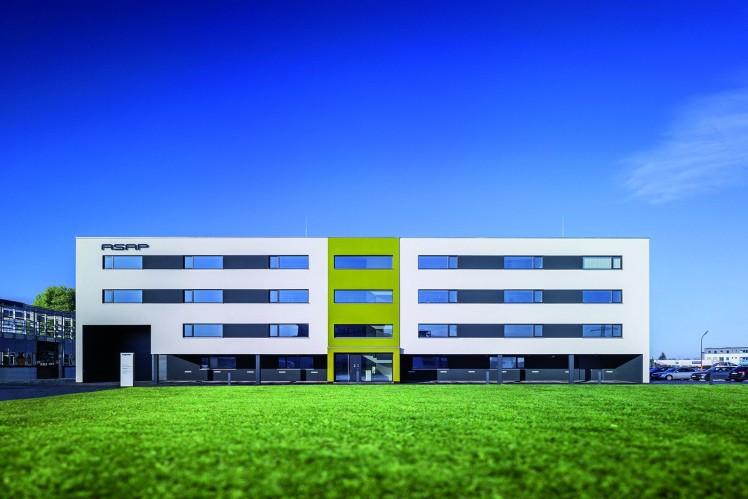 The ASAP headquarters in Gaimersheim (Germany)
