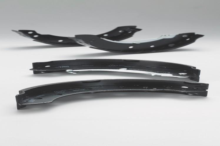TRW Bremsbacken in neuem Design