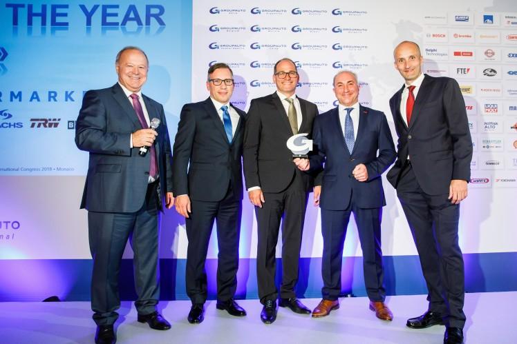 """ZF Aftermarket erhält """"Supplier of the Year"""" Award"""