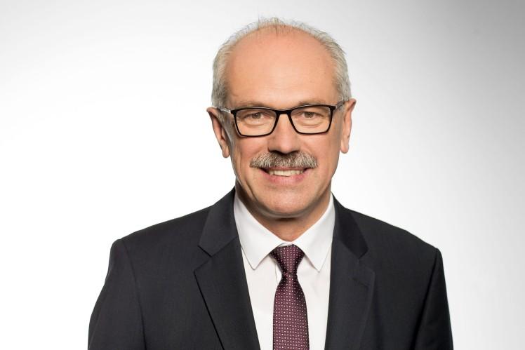 Wilhelm Rehm, ZF-Vorstandsmitglied