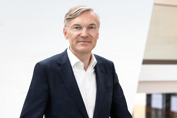 Wolf-Henning Scheider, ZF CEO