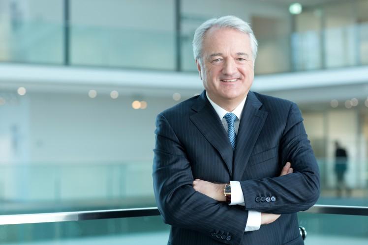 Dr. Konstantin Sauer,  ZF Board Member