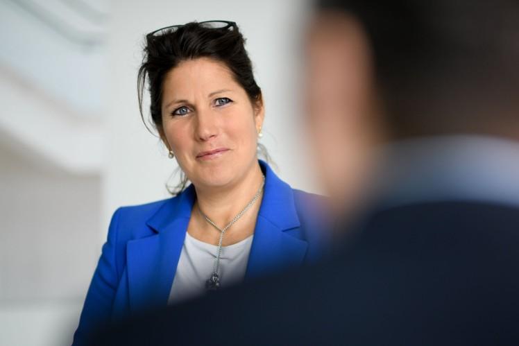 Sabine Jaskula, Mitglied des Vorstands