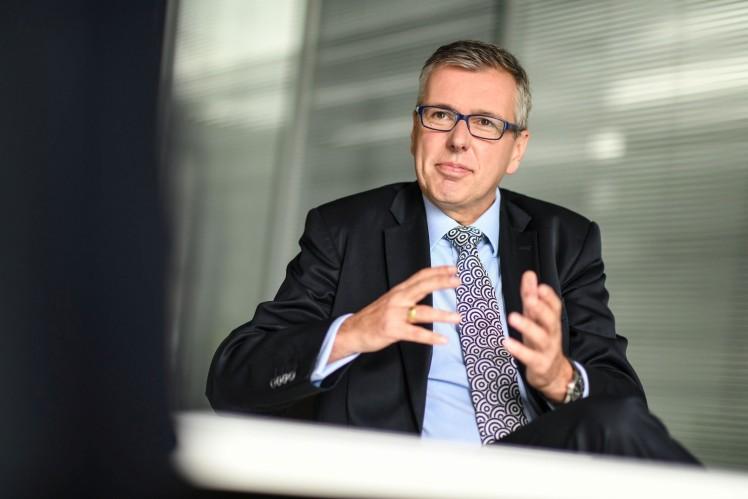 Dr. Holger Klein, ZF-Vorstandsmitglied