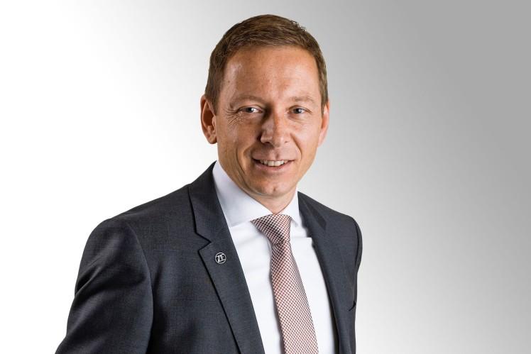 Dr. Martin Fischer, ZF Board Member