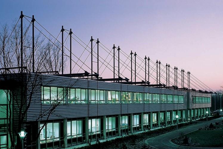 Engineering Center in Dielingen (Germany)