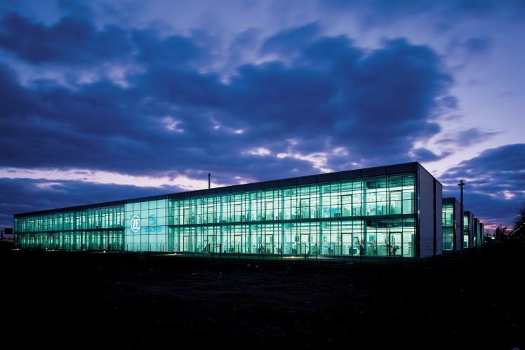 Engineering Center Schweinfurt (Germany)