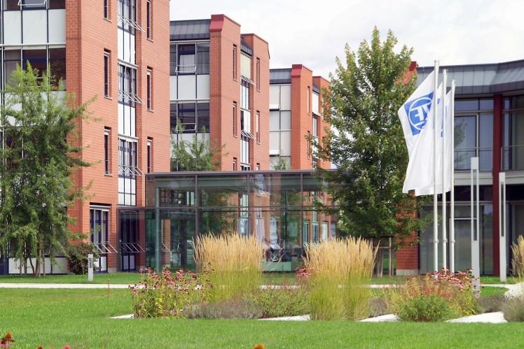 R&D Center of ZF Friedrichshafen AG, Friedrichshafen