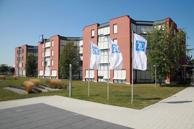 Forschungs- und Entwicklungszentrum ZF Friedrichshafen AG, Friedrichshafen