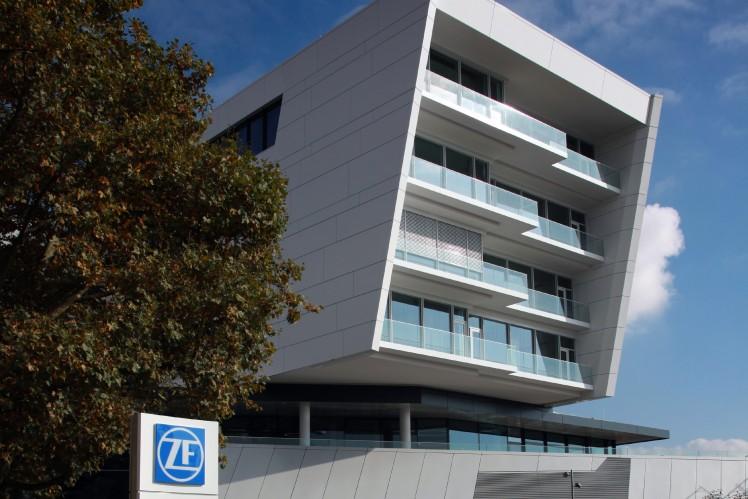 ZF Forum - Gebäude (2)