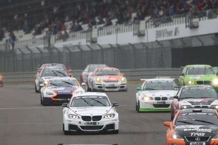 8HP BMW M235i on Track