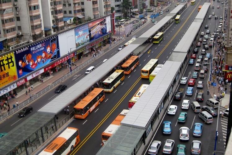 BRT-Guangzhou