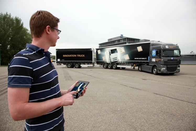 ZF Innovation Truck